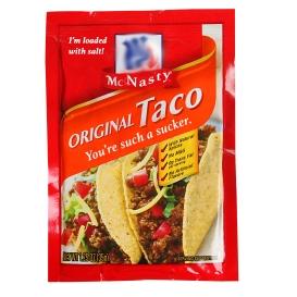 fake taco