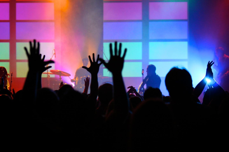 Church concert