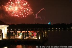 """""""Wishes"""" as seen from Narcoossee's"""